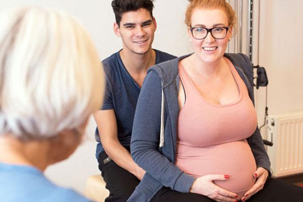 Groepslessen-Zwangerschap
